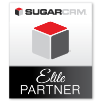 Sugar CRM elite partner logo